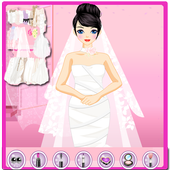 dress up for girl and makeover icon