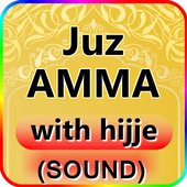 Juz Amma with hijje+rawani(sound) icon