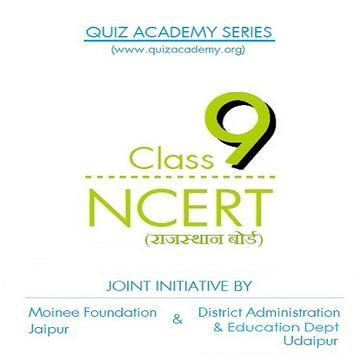 NCERT- 9 | RBSE-9 poster