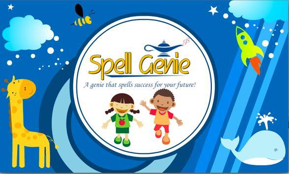 SpellGenie poster