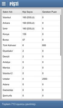Pisti - Online apk screenshot