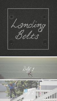 Landing Bolts poster