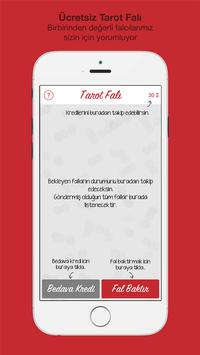 Ücretsiz Tarot Falı poster