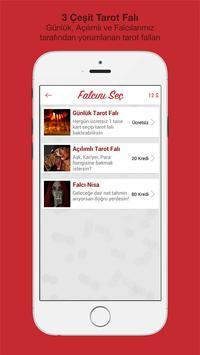 Ücretsiz Tarot Falı apk screenshot