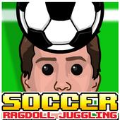 Soccer Ragdoll Juggling icon