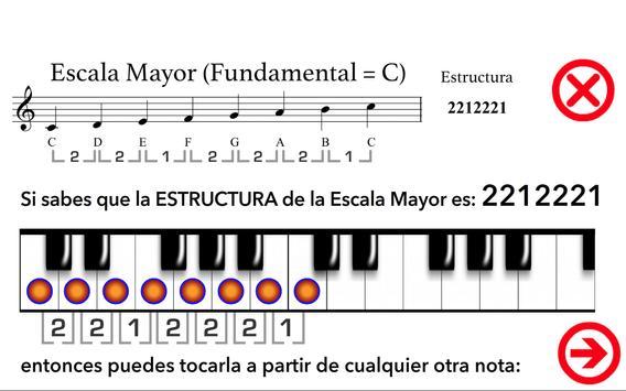 Escalas para Piano apk screenshot