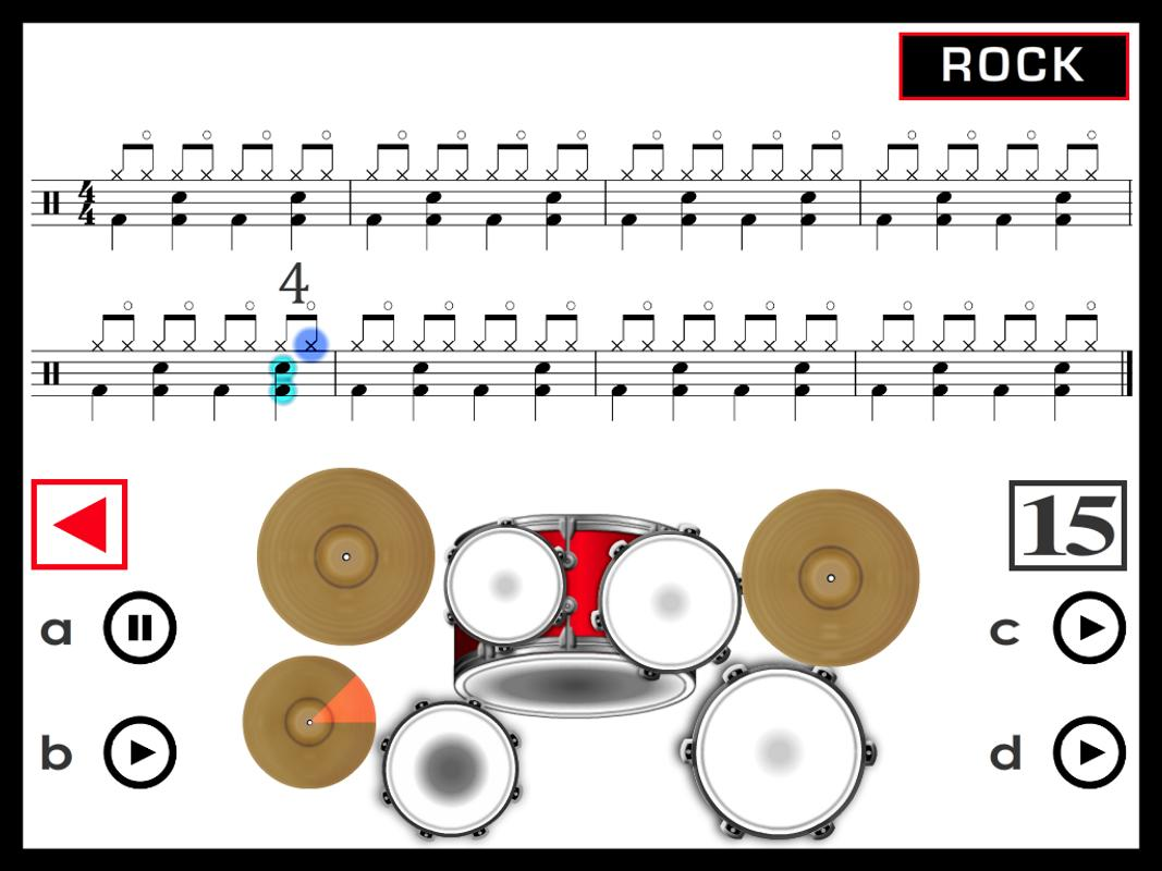 how to play rock music