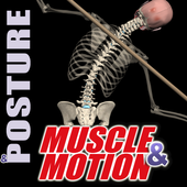 Muscle and Motion POSTURE icon
