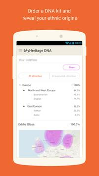 MyHeritage screenshot 1