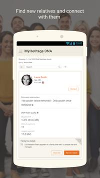 MyHeritage screenshot 2