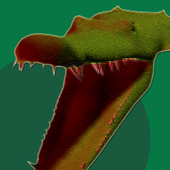 Angry Croc icon