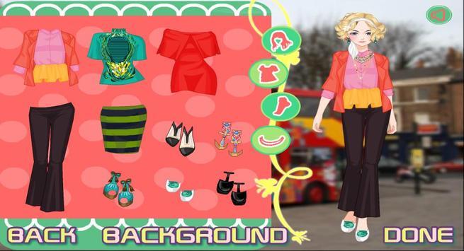 Dress Up Princess Girl Fashion screenshot 3