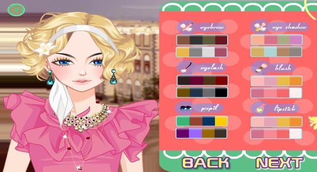 Dress Up Princess Girl Fashion screenshot 1