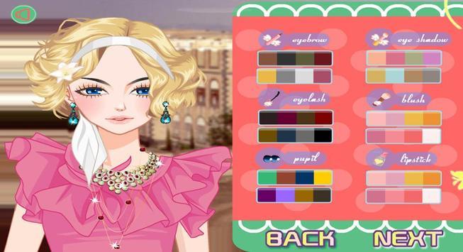 Dress Up Princess Girl Fashion screenshot 5