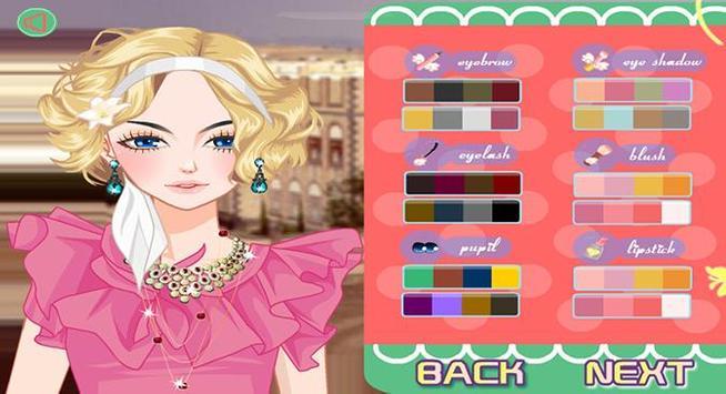 Dress Up Princess Girl Fashion screenshot 9