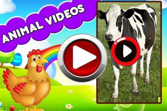 Farm Animals For Toddler apk screenshot