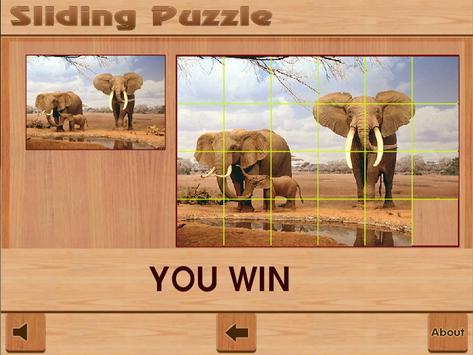 Sliding Puzzle apk screenshot