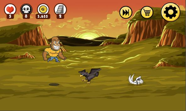Nedrago Adventure apk screenshot