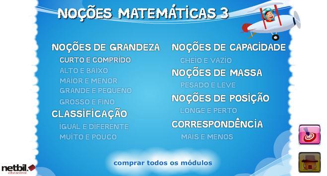 Noções Matemáticas 3 screenshot 1