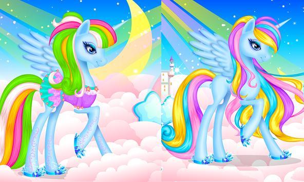 Ice Unicorn Princess Salon screenshot 18