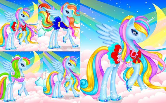 Ice Unicorn Princess Salon screenshot 7