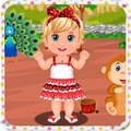 Zoo Baby Care Games