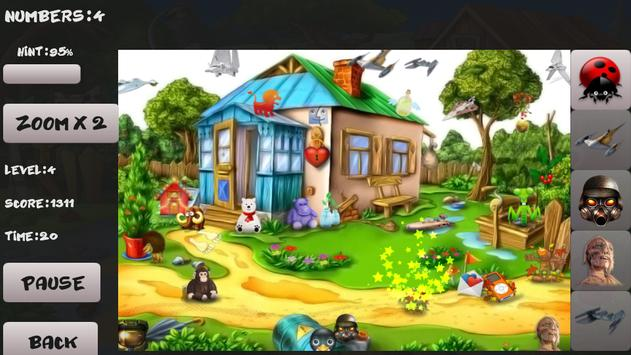 Lost 2. Hidden objects apk screenshot