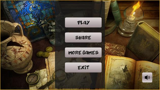Lost City. Hidden objects apk screenshot