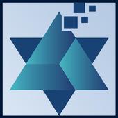 לוח ניסן לבית הכנסת-גרסת רוחב icon