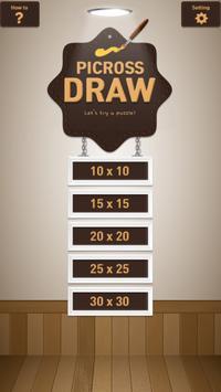 Picross Draw ( Nonogram ) poster