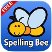 Spelling Bee Games for Kids icon
