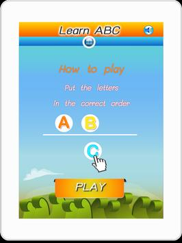 ABC for Kids - Play and Learn screenshot 7