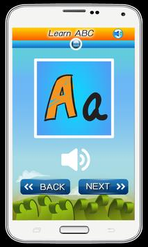 ABC for Kids - Play and Learn screenshot 2