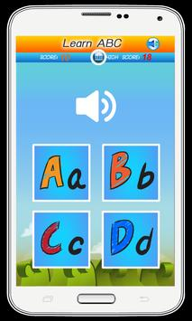 ABC for Kids - Play and Learn screenshot 3