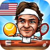 🎾Puppet Tennis - Forehand topspin icon