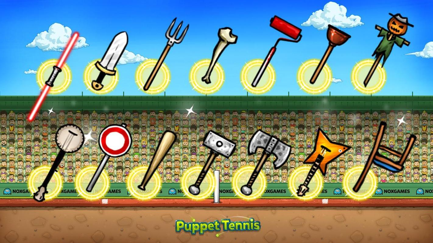 🎾Puppet Tennis - Forehand topspin for Android - APK Download 4cc7eb5e05268