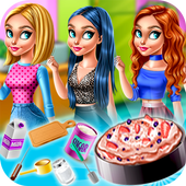 Girly Cooking Restaurant Show icon