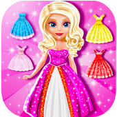 Sophia Spa and Dress Up icon