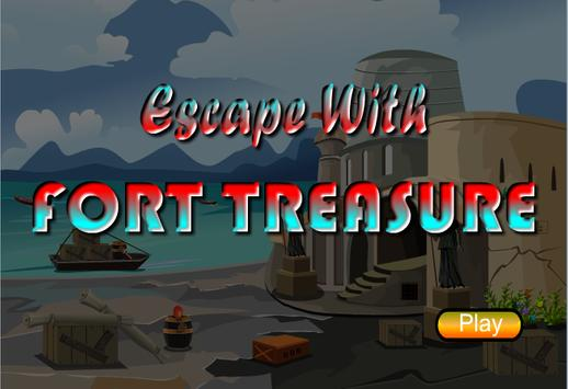 Escape With Fort Treasure poster