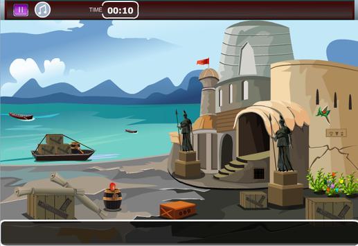 Escape With Fort Treasure apk screenshot