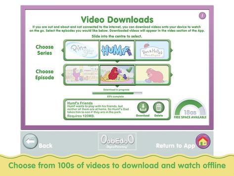 OobEdoO: WatchTV, Play & Learn screenshot 4
