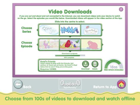 OobEdoO: WatchTV, Play & Learn screenshot 9