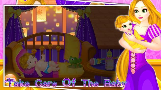 Take care  of the baby apk screenshot