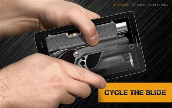 Weaphones™ Gun Sim Free Vol 1 截图 1