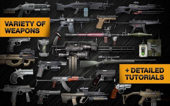 Weaphones™ Gun Sim Free Vol 1 截图 4