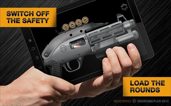 Weaphones™ Gun Sim Free Vol 1 截图 6