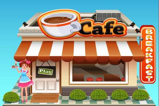 Breakfast Cafe poster