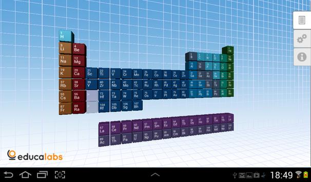 Periodic table educalabs apk download free education app for periodic table educalabs apk screenshot urtaz Choice Image