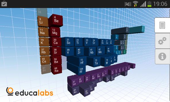 Periodic table educalabs apk download free education app for periodic table educalabs poster periodic table educalabs apk urtaz Images