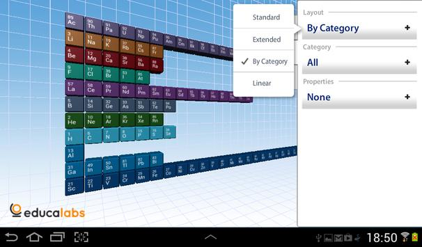 Periodic table educalabs apk download free education app for periodic table educalabs apk screenshot urtaz Images